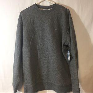 [Columbia] crew sweatshirt new tags gray large